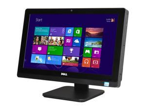 "DELL Inspiron One io2020T-6670BK Intel Core i3 6GB DDR3 1TB HDD 20"" Touchscreen Windows 8.1 (64Bit)"