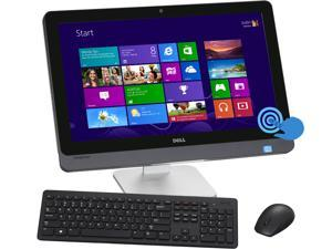 "DELL All-in-One PC io2330T-4364BK Intel Core i3 3240 (3.40GHz) 6GB DDR3 1TB HDD 23"" Touchscreen Windows 8.1"