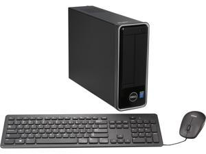DELL Desktop PC Inspiron 660s i3647-4616BLK Intel Core i5 4460 (3.2 GHz) 8 GB DDR3 1 TB HDD Intel HD Graphics 4600 Windows 8.1 64-Bit