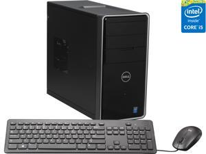 DELL Desktop PC i3847-4617BK Intel Core i5 4460 (3.2 GHz) 8 GB DDR3 1 TB HDD Intel HD Graphics Windows 8.1 64-Bit