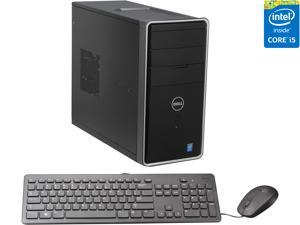 DELL Desktop PC i3847-5386BK Intel Core i5 4460 (3.2 GHz) 12 GB DDR3 1 TB HDD Intel HD Graphics Windows 8.1 64-Bit