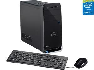 DELL Desktop PC XPS X8700-1880BLK Intel Core i7 4790 (3.6GHz) 12GB DDR3 1TB HDD NVIDIA GeForce GT 720 1GB Windows 8.1 64-Bit