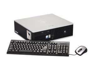 HP Desktop PC dc5700/1.8/2G/80G Core 2 Duo 1.8GHz 2GB 80GB HDD Windows XP Professional