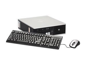 HP DC7800/2.3/2G/80GSFF Refurbished Desktop PC