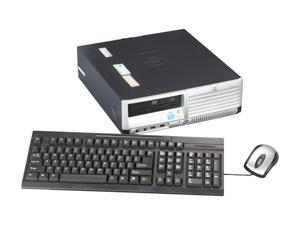 HP Compaq DC7700/3.4/2G/80GXPP Desktop PC Pentium D 2GB 80GB HDD Windows XP Professional