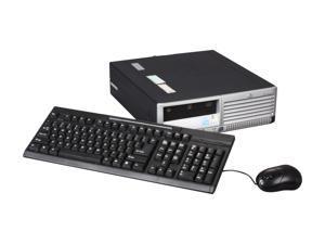 HP Desktop PC DC7700 Pentium 3.4GHz 2GB DDR2 750GB HDD Windows 7 Home Premium 32-Bit