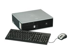HP Desktop PC DC5700 Pentium D 945 (3.4 GHz) 2GB 250 GB HDD Windows 7 Professional