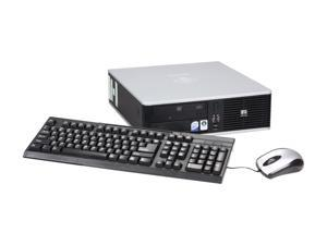 "HP DC7800 Desktop PC Core 2 Duo 2GB 80GB HDD 14"" Windows 7 Professional"