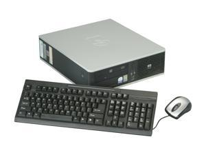HP Desktop PC DC7800 Core 2 Duo E6550 (2.33 GHz) 4GB 250 GB HDD Windows 7 Professional