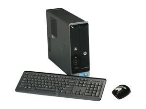 HP Pavilion Slimline s5-1260 (QW695AA#ABA) Desktop PC Intel Core i3 4GB DDR3 1TB HDD Windows 7 Home Premium 64-bit