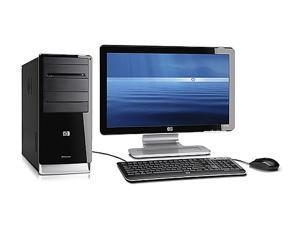 "HP Pavilion P6517C-B (BK462AAR#ABA) Desktop PC Sempron 3GB DDR3 500GB HDD 18.5"" Windows 7 Home Premium 64-bit"