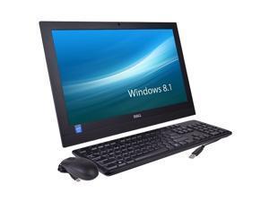 "Dell Inspiron 3043 Intel Pentium N3530 X4 2.16GHz 4GB 500GB 19.5"",Black (Refurbished)"