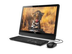 """Dell Inspiron 24-3455 AMD A6-7310 X4 1.8GHz 4GB 1TB 23.8"""",Black (Scratch & Dent Refurbished)"""