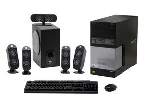 Sony Desktop PC VAIO VGC-RC310G Pentium D 940 (3.2GHz) 2GB DDR2 300GB HDD Windows XP Media Center