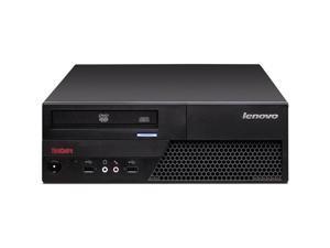 Lenovo ThinkCentre Desktop PC Pentium dual-core Standard Memory 2 GB Memory Technology DDR3 SDRAM 160GB HDD Windows Vista ...