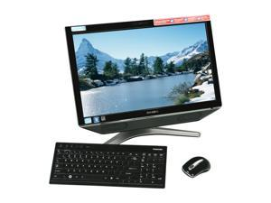 "Toshiba DX735-D3360 (PQQ10U-01G00N) Intel Core i7 6GB DDR3 1TB HDD 23"" Touchscreen Windows 7 Home Premium 64-Bit"