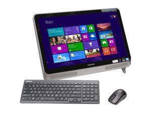 "Toshiba LX835-D3380 (PQQ19U-009004) Intel Core i7 8GB DDR3 2TB HDD 23"" Touchscreen Windows 8"