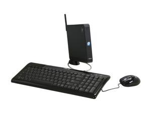 ASUS Desktop PC Eee Box EBXB202-BLK-E0002 Intel Atom N270 (1.60GHz) 1GB DDR2 160GB HDD Linux EZOS