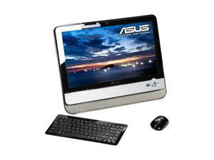 "ASUS Eee Top ET2002-B024C Intel Atom 2GB DDR2 320GB HDD Capacity 20"" Windows Vista Home Premium"