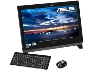"ASUS All-in-One PC ET2400XVT-B011E Intel Core i7 740QM (1.73GHz) 8GB DDR3 1TB HDD 23.6"" Touchscreen Windows 7 Home Premium ..."