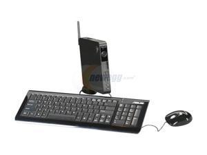 ASUS Desktop PC Eee Box EB1012-B0257 Intel Atom N330 (1.60 GHz) 2 GB DDR2 160 GB HDD NVIDIA ION graphics Windows 7 Home Premium