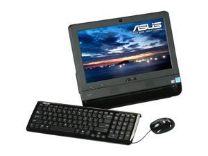 "ASUS ET1611PUT-B008E Intel Atom 2GB DDR3 320GB HDD 15.6"" Touchscreen Windows 7 Home Premium 64-Bit"