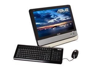 "ASUS All-in-One PC Eee Top ET2002T-B0016 Intel Atom N330 (1.60 GHz) 2 GB DDR2 320 GB HDD 20"" Touchscreen Windows XP Professional"