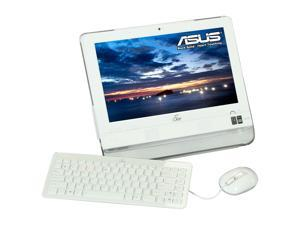 "ASUS Desktop PC Eee Top ETP1602-WT-X0044 Intel Atom N270 (1.60 GHz) 1 GB DDR2 160 GB HDD 15.6"" Windows XP Home"