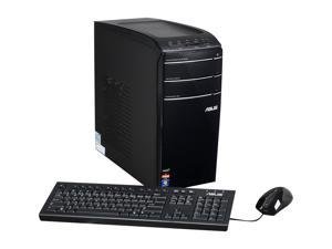 ASUS Desktop PC CM1831-US-3AA AMD FX-Series FX-8120 (3.1GHz) 8GB DDR3 2TB HDD Windows 7 Home Premium 64-Bit