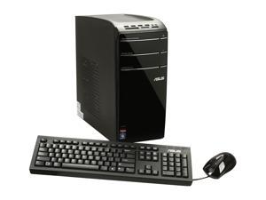 ASUS Desktop PC CM1831-US-3AD AMD FX-Series FX-8120 (3.1GHz) 8GB DDR3 2TB HDD Windows 7 Home Premium 64-Bit