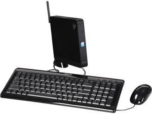 ASUS Desktop PC Eee Box EBXB202-BLK-E0002 Intel Atom N270 (1.60 GHz) 1 GB DDR2 160 GB HDD Intel GMA 950 Linux EZOS