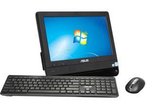 "ASUS Desktop PC Eee Top ET1611PUT-B001E Intel Atom D425 (1.80 GHz) 2 GB DDR3 250 GB HDD 15.6"" Touchscreen Windows 7 Home Premium 64-bit"