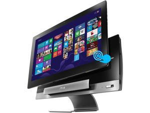 "ASUS Desktop PC P1801-B037K Intel Core i5 3350P (3.10GHz) 8GB DDR3 1TB HDD 18.4"" Touchscreen PC Station: Genuine Windows ..."