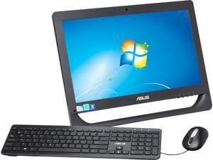 "ASUS All-in-One PC ET2013IUTI-B014C Pentium G645 (2.90GHz) 4GB DDR3 500GB HDD 20"" Touchscreen Windows 7 Home Premium 64-Bit"