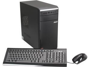 ASUS Desktop PC M11BB-US002S A10-Series APU A10-6700 (3.70GHz) 16GB DDR3 3TB HDD Windows 8