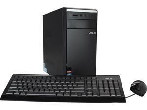 ASUS Desktop PC M11BB-US002O A6-Series APU A6-6400K (3.90GHz) 8GB DDR3 1TB HDD Windows 7 Home Premium