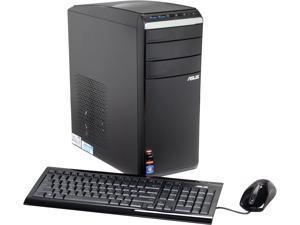 ASUS Desktop PC M51BC-US003O AMD FX-Series FX-4150 (3.8GHz) 8GB DDR3 1TB HDD Windows 7 Home Premium 64bit