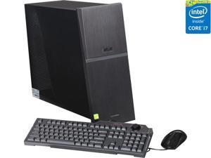 ASUS  G10AJ-US010S  Desktop PC Intel Core i7  4790 (3.6GHz)  16GB DDR3  2TB  HDD 128GB  SSD Windows 8.1 64-Bit