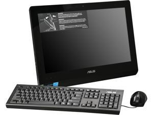 """ASUS All-in-One Computer A6410-B1 Intel Core i3 4160T (3.10 GHz) 4 GB DDR3 500 GB HDD 21.5"""" Windows 8.1 Pro"""