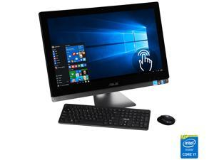 "ASUS All-in-One Computer ET2702IGTH-C4 Intel Core i7 4770S (3.10 GHz) 8 GB DDR3 2 TB HDD 27"" Touchscreen Windows 10 Home"