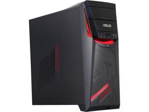 ASUS Desktop PC G11CD-US007T Intel Core i7 6th Gen 6700 (3.4 GHz) 16 GB DDR4 2 TB HDD 8 GB SSD NVIDIA GeForce GTX 970 Windows 10 Home 64-Bit