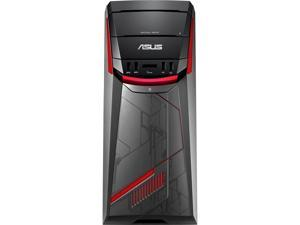 ASUS Desktop PC G11CD-DS52-GTX1060 Intel Core i5 7th Gen 7400 (3.00 GHz) 8 GB DDR4 1 TB HDD NVIDIA GeForce GTX 1060 Windows 10 Home