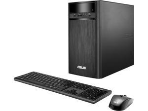 ASUS Desktop PC K31CD-EH31 Intel Core i3 6th Gen 6098P (3.6 GHz) 8 GB DDR4 1 TB HDD Intel HD Graphics 510 Windows 10 Home
