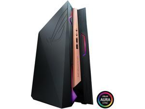ASUS Desktop Computer GR8 II-T044Z Intel Core i5 7th Gen 7400 (3.00 GHz) 8 GB DDR4 1 TB HDD NVIDIA GeForce GTX 1060 Windows 10 Home 64-Bit