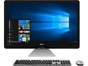 "ASUS Zen AiO ZN270 All-in-One Desktop PC with 27"" Full HD Touchscreen Display, Intel Core i5 Processor 2.4 GHz, 8 GB DDR4 RAM, 1 TB 7200 RPM HDD, Silver Finish, Windows 10"