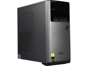 ASUS Desktop Computer M32BC-US005T AMD FX-Series FX-6300 (3.50 GHz) 8 GB DDR3 1 TB HDD NVIDIA GeForce GT 710 Windows 10 Home