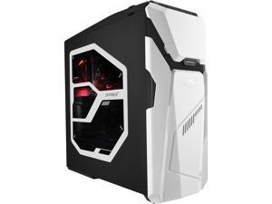 ASUS Desktop Computer GD30CI-DB71-GTX1080TI Intel Core i7 7th Gen 7700 (3.60 GHz) 16 GB DDR4 1 TB HDD 256 GB SSD NVIDIA GeForce GTX 1080 Ti Windows 10 Home 64-Bit