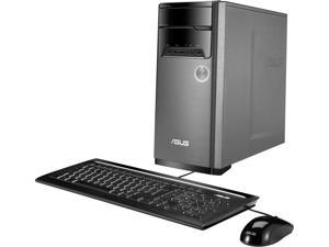 ASUS Desktop Computer M32CD-DB53 Intel Core i5 7th Gen 7400 (3.00 GHz) 8 GB DDR4 1 TB HDD NVIDIA GeForce GTX 1050 Windows 10 Home 64-Bit
