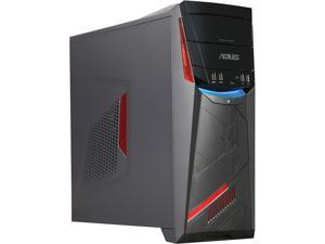 ASUS Desktop Computer G11 Series G11CD-US008T Intel Core i7 6th Gen 6700 (3.40 GHz) 8 GB DDR4 1 TB HDD NVIDIA GeForce GTX 960 Windows 10 Home 64-Bit