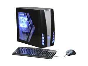 iBUYPOWER Gamer Supreme 928i Desktop PC Intel Core i7 6GB DDR3 1TB HDD Windows Vista Home Premium 64-bit